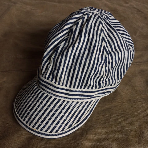 Switchyard Cap in Express Stripe