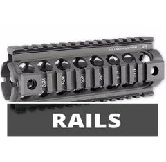 HANDGUARDS & RAILS