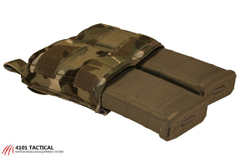 Raptor Fast Rifle Double Magazine Pouch