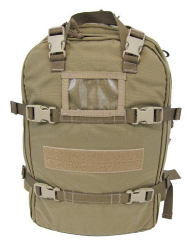 Training Coverage Medical Backpack