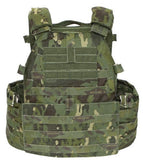 Multicam Tropic Plate Carrier