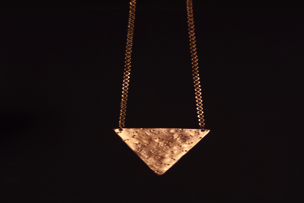 Copper & Brass Necklaces by Kat Relish