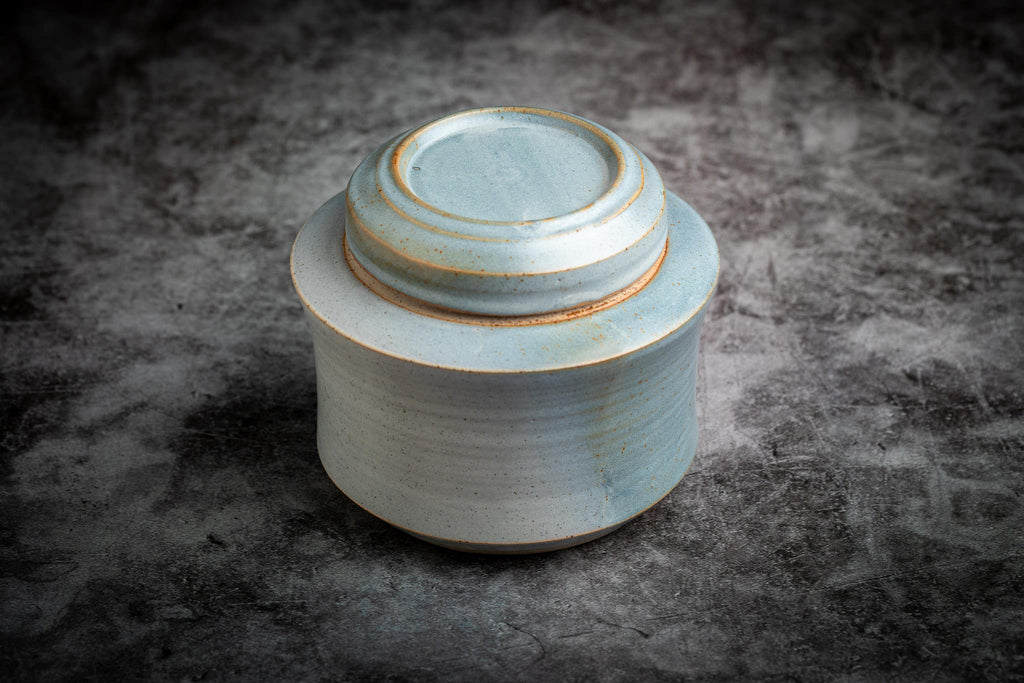 Large Canister by Brixton Street Pottery