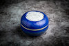 Lidded Box - Deep Blue by Brixton Street Pottery