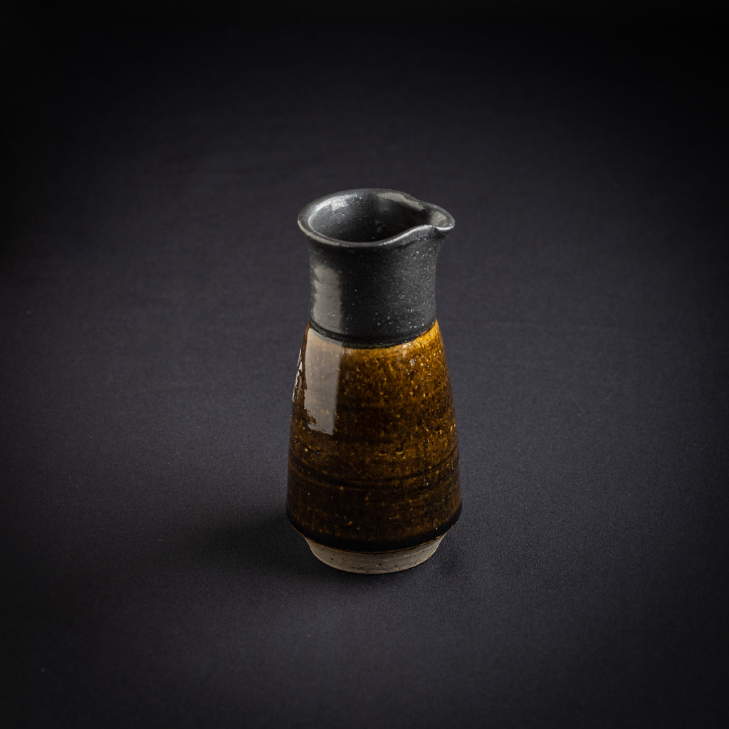 Small Pourer - Dark Brown by Brixton Street Pottery