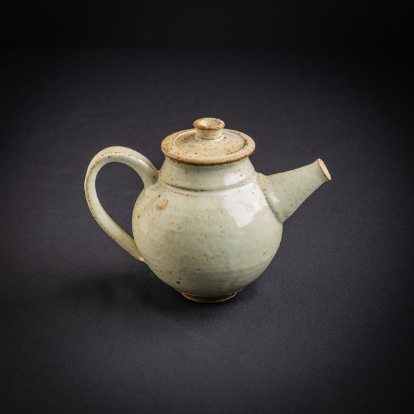 Teapot - Cream by Brixton Street Pottery
