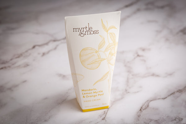 Hand Cream by Myrtle & Moss
