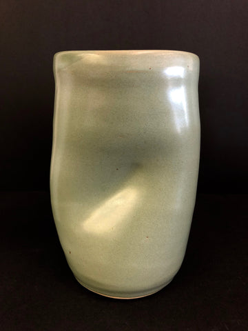 Bump Vase $150 Green by James Lemon