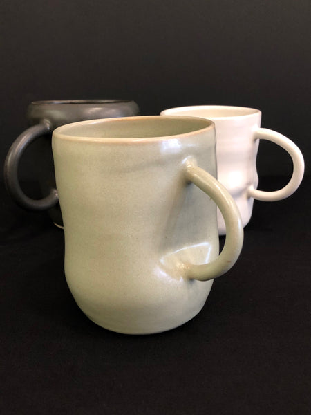 Bump Mug (L) Green by Lemons