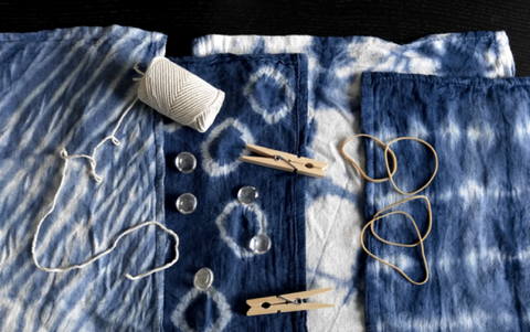 Indigo Dyeing Workshop | with Matty Fung | Saturday 30th March, 2019