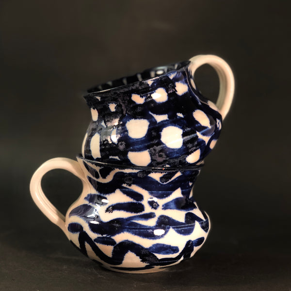 Mugs by Barbara McIvor