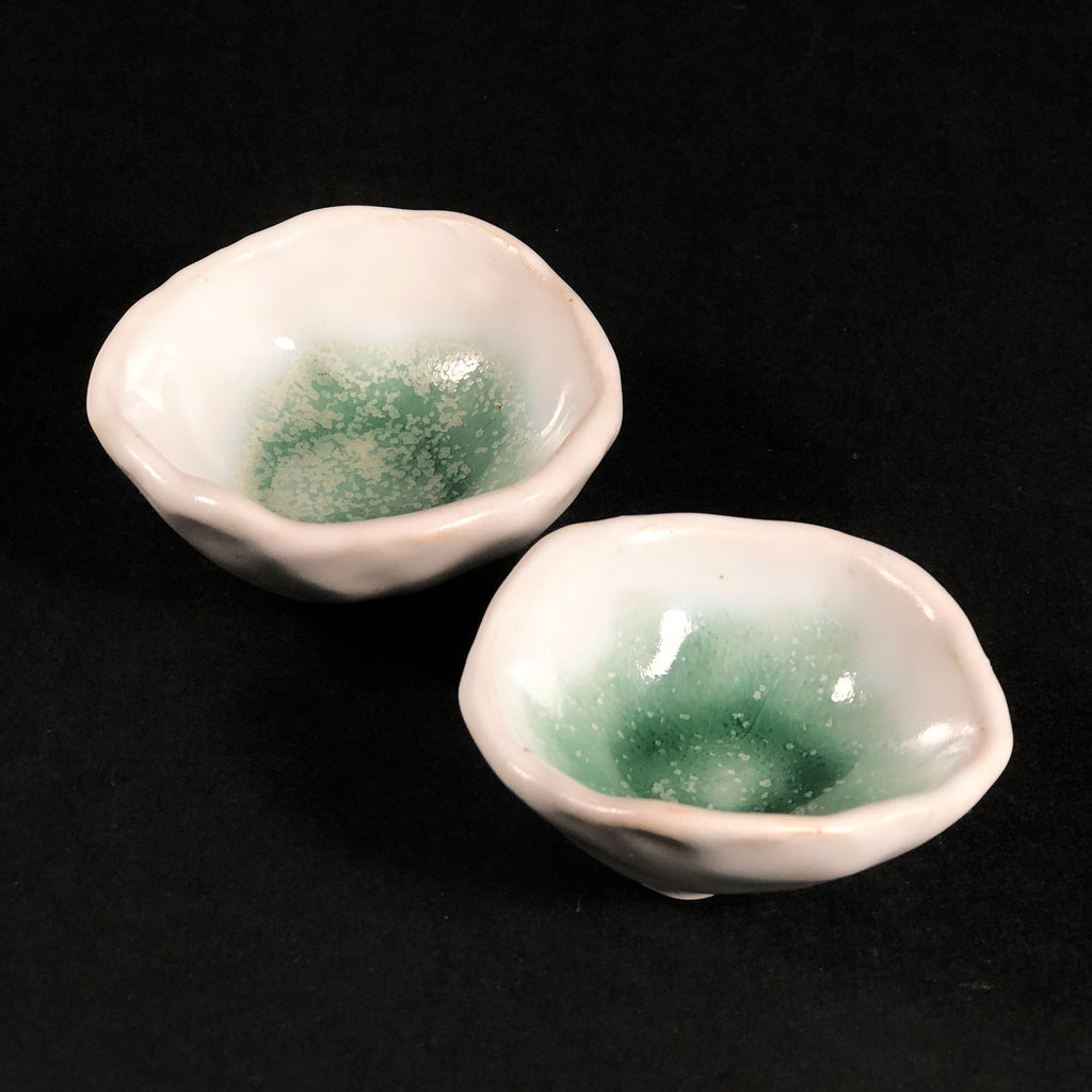 Jade Collection - Salt/Pepper Dish by Josephine Cassar