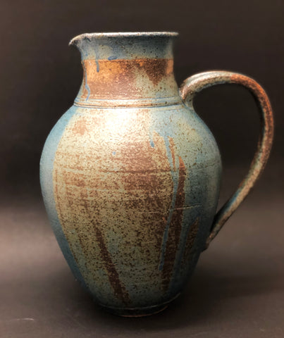 Large Water Jug by Gordon Hickmott (Brixton St Pottery)