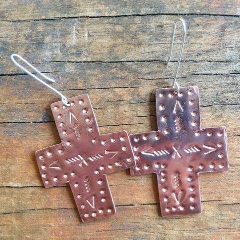 Jewellery Making Workshop using Copper and Brass | with Kat Relish | Saturday 18th May, 2019