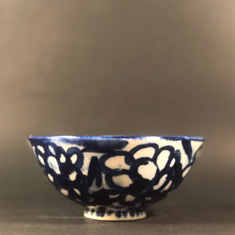 Wide Rice Bowl by Barbara McIvor