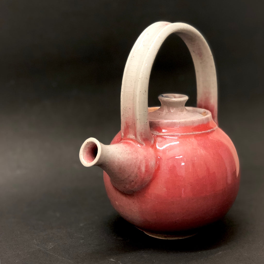 Teapot by Gordon Hickmott (Brixton St Pottery)