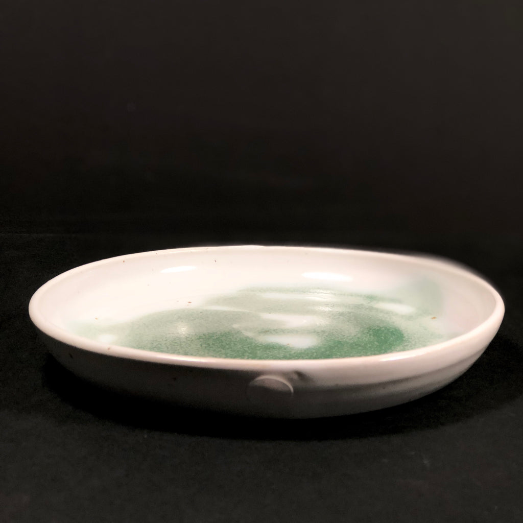 Jade Collection - Small Plate by Josephine Cassar