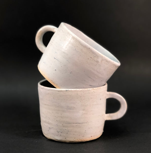 Blue Grey Mug by Melanie Channell
