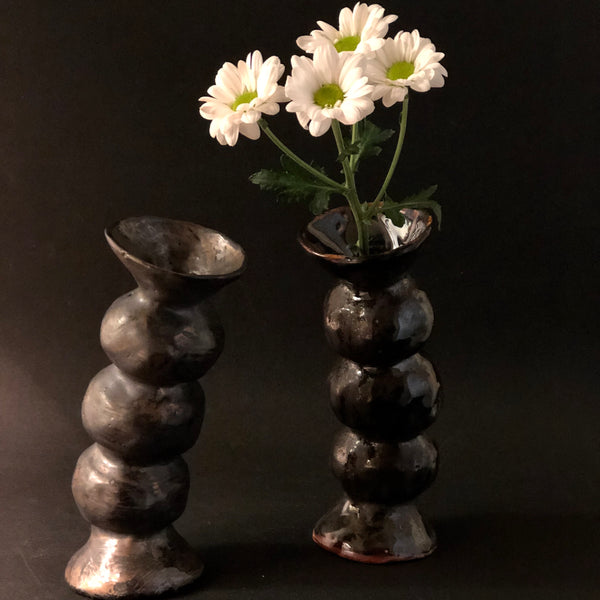 Caterpillar Vase by Kirsten Perry