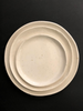 Speckled Porcelain Plate (large) by Tortoise