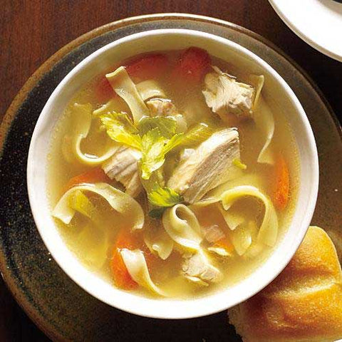 Soup Recipes for Pure Stocks