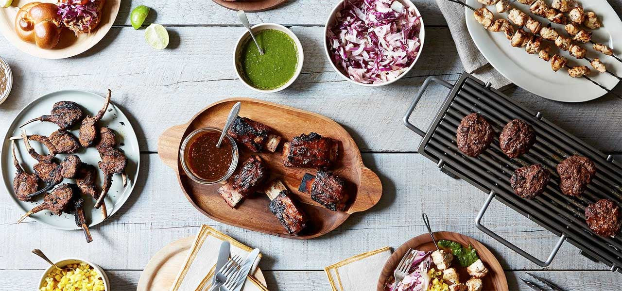 Summer BBQ recipes for Stocks