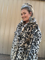 Lovely Leopard Jacket