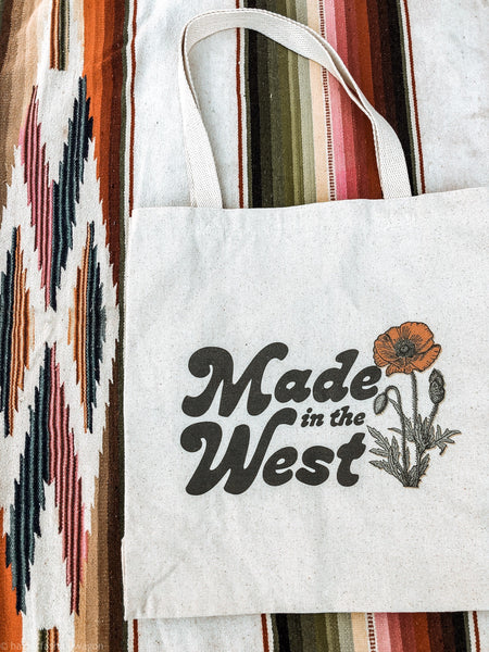 Made in the West Tote