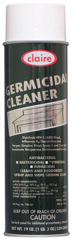 873 Germicidal Cleaner Spray