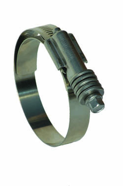 "Breeze CT 550 L SS - 4-3/4"" to 5-5/8"" Clamp"