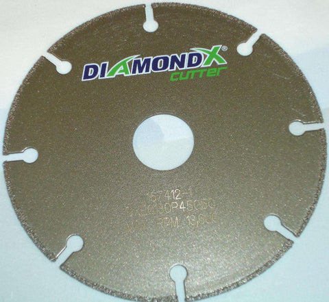 "7"" Diamond Cutoff Wheel"