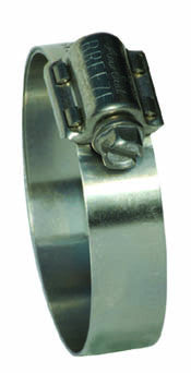 9412 Size 12 Stainless Clamp w/ Liner