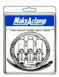 Breeze 4003 Make-A-Clamp Kit(25 fasteners only)
