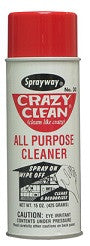 030 Crazy Clean All Purpose Cleaner 12pk
