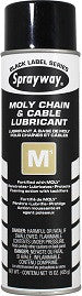 291 Moly Chain & Cable Lubricant 12pk