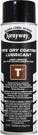 295 TFE Dry Coating Lubricant & Release Agent 12pk