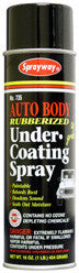 735 Auto Body Rubberized Undercoating 12pk