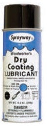 801 Woodworker's Dry Coating Lubricant 12pk