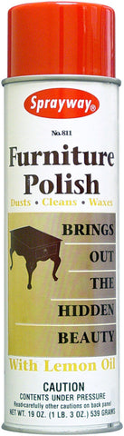 811 Furniture Polish 12pk