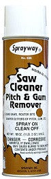 836 Saw Cleaner Pitch & Gum Remover 12pk