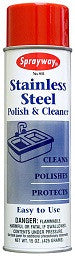 841 Stainless Steel Polish & Cleaner 12pk