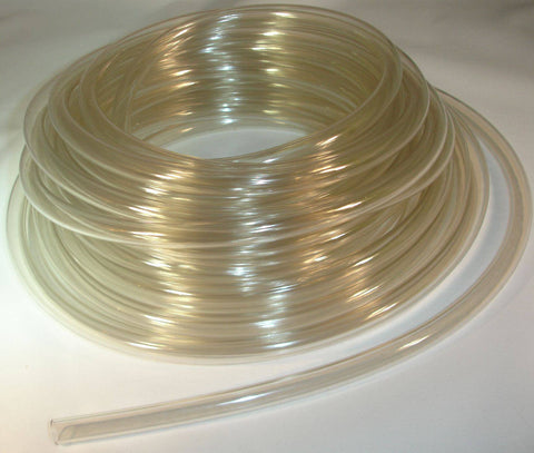 "1/4"" ID Clear PVC Hose(ft)"