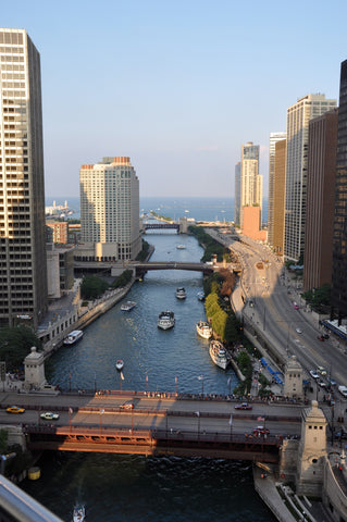 A Chicago river tour is a fascinating look at the city's iconic architecture--past, present and future.