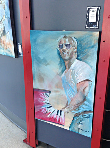 Local Universe spotted an image of Phil Vassar in Nashville. ExploreLocalUniverse.com