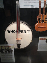 The Whomper at the Country Music Hall of Fame in Nashville. ExploreLocalUniverse.com