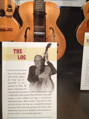 The Log at the Country Music Hall of Fame in Nashville. ExploreLocalUniverse.com