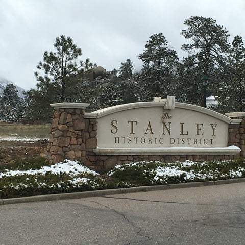 The Stanley Hotel in Estes Park, inspiration for The Shining, with Local Universe. www.explorelocaluniverse.come