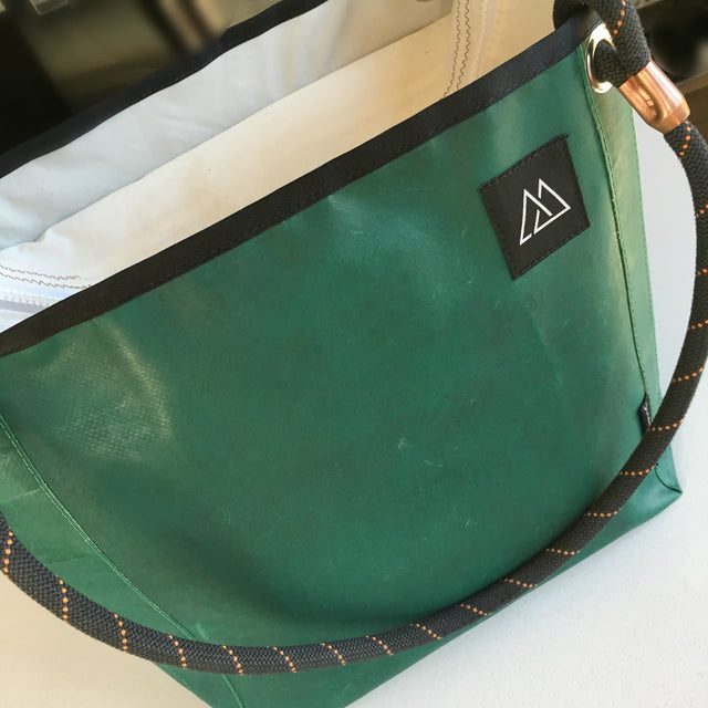 Metamorphic Boat Tote from Local Universe