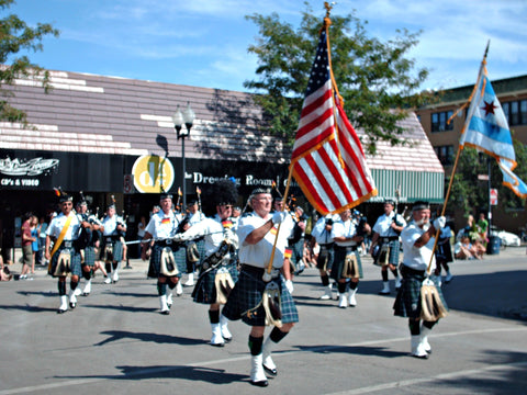 The annual Von Steuben Parade is the German American event of the year, held in the Lincoln Square neighborhood. www.explorelocaluniverse.com