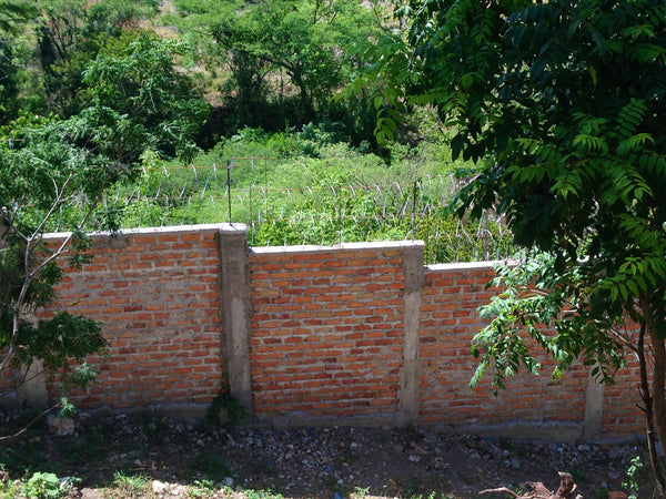 The perimeter of The Micah House, Honduras. ExploreLocalUniverse.com